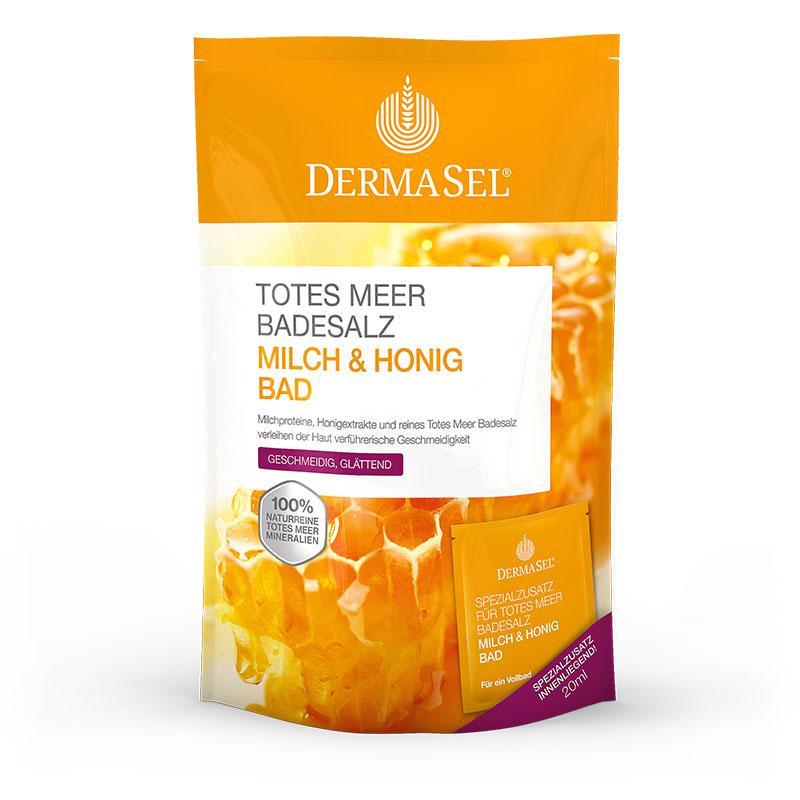 Milch & Honig Badesalz