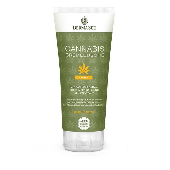 Cannabis <br>Cremedusche Arnika</br>