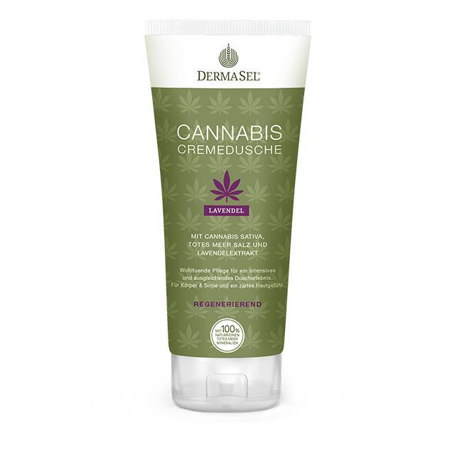 Cannabis <br>Cremedusche Lavendel</br>