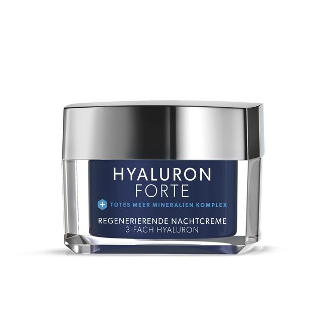 <b>Hyaluron</b> Forte <br>Regenerierende Nachtcreme</br>