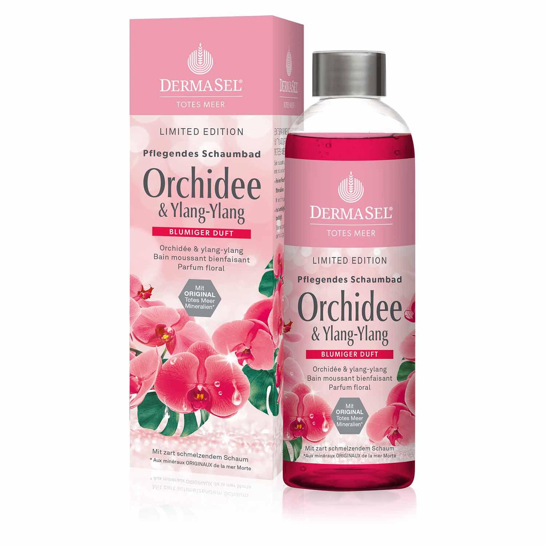 Orchidee & Ylang Ylang Schaumbad